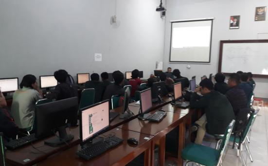 Proses kuliah komputer